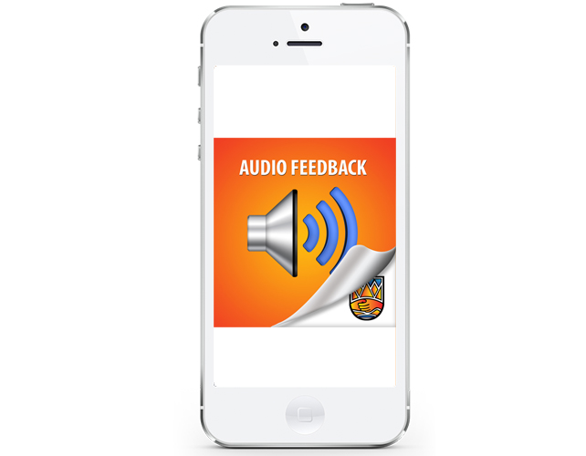 Feedback Recording Mobile App