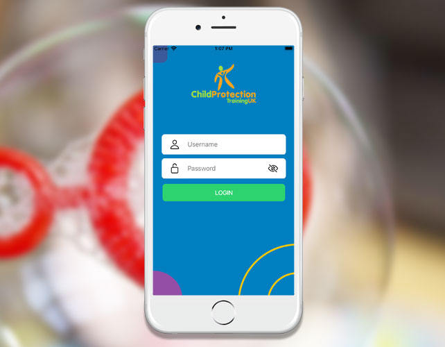 Registration and Management iPhone App