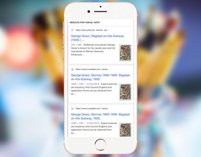 Art Dealer & Auctioneer iPhone Apps