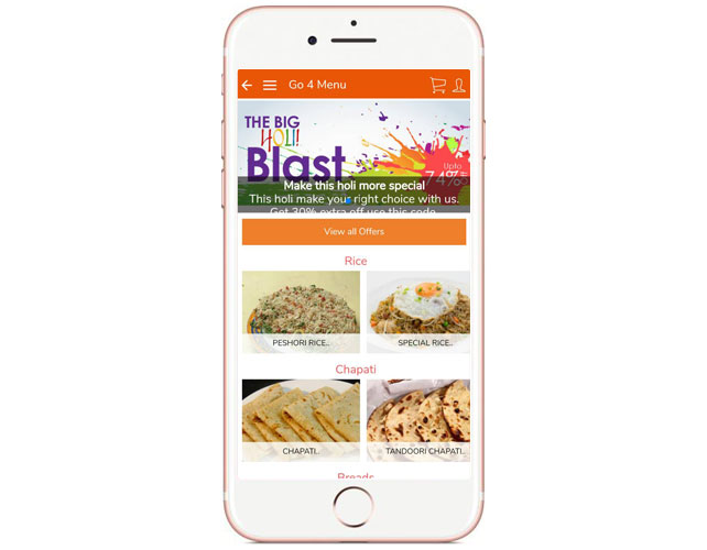 Restaurants Business Iphone App