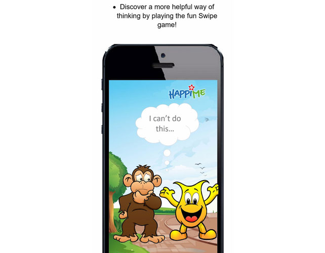 Innovative Iphone app for children