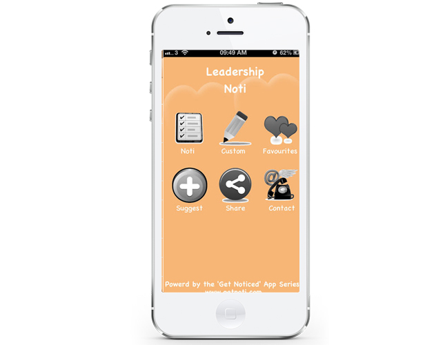 Leadership Skills Development App