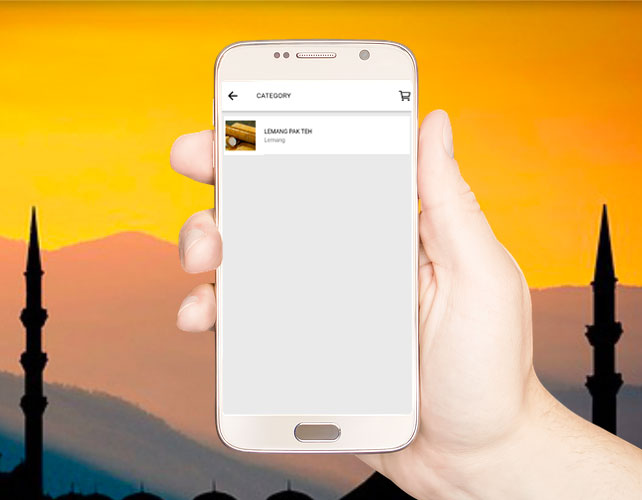 Restaurants Android App