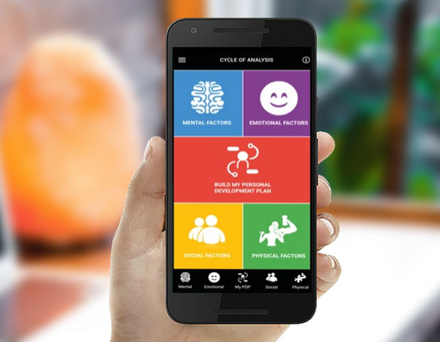 Personal Development Android App