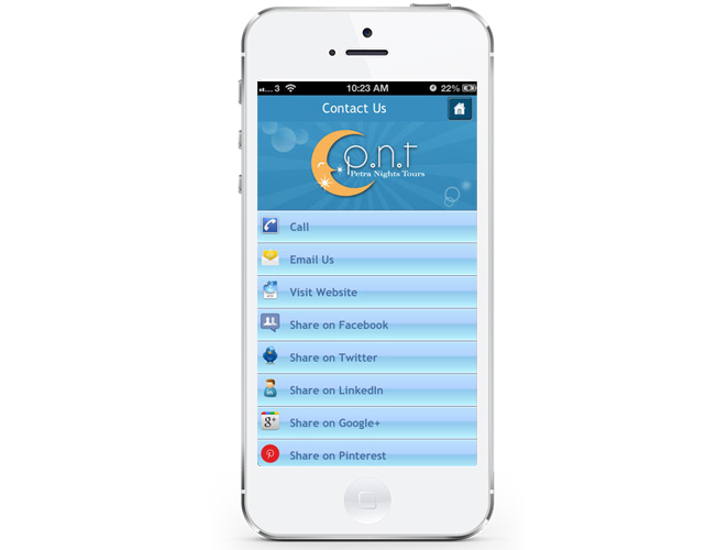 Travel Agent Business App