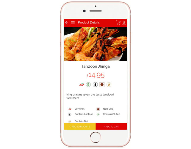 Takeaways Business Owner App