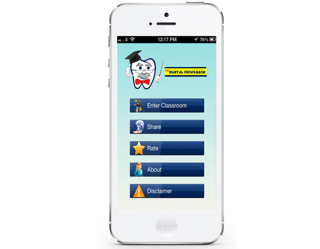 App for Dental Students