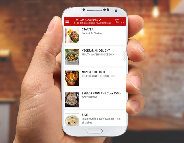 Restaurant Android App