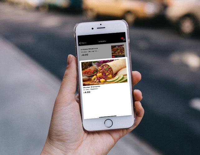 Turkish Kebab & Pizza iPhone App