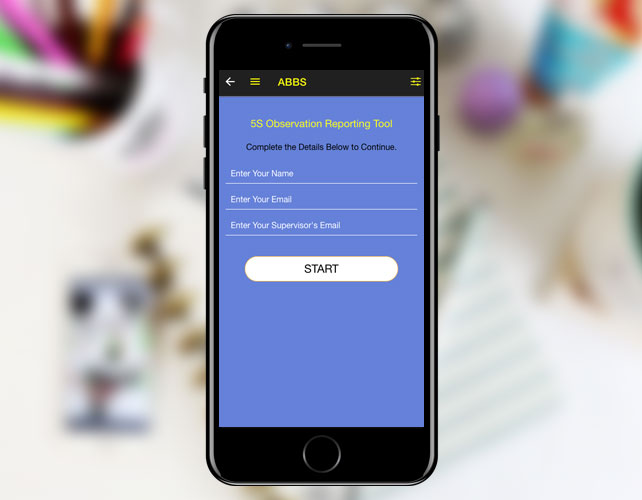 Safety Auditing & Reporting iPhone App