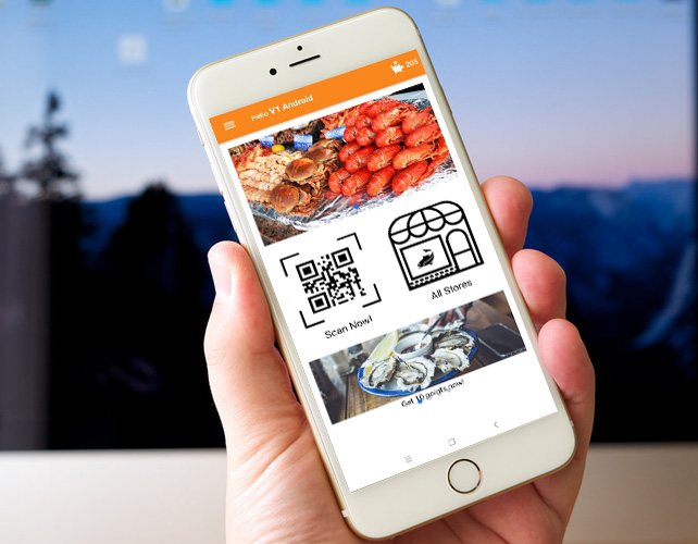 Seafood Iphone App