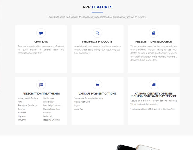 Pharmacist Website