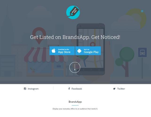 App Directry Website Design