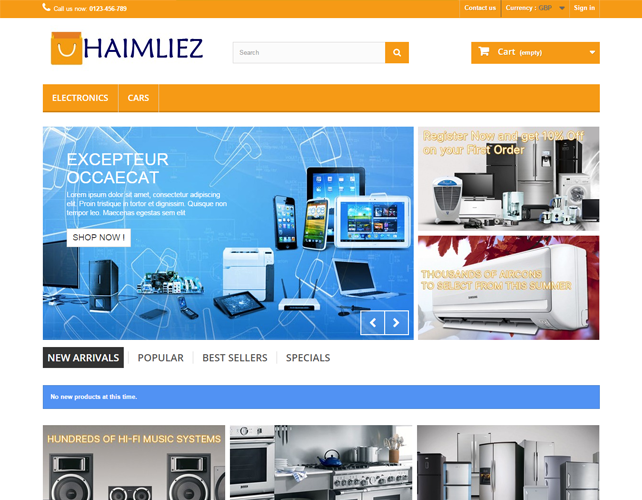Online Marketplace Design