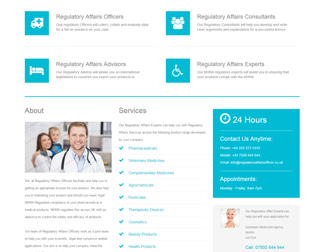 Medical Services Web