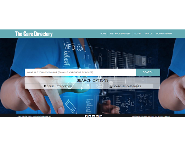 Directory for Care Services