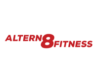 Altern 8 fitness Website logo