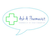Ask a pharmacist Web site Logo