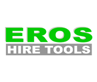 Eros Hire Tools Website logo