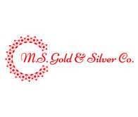 M.S.Gold & Silver Co Website logo