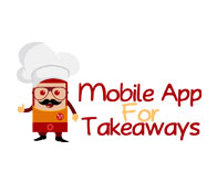 Mobile App For takeway Website logo