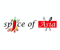 Spice of Asia Web site Logo