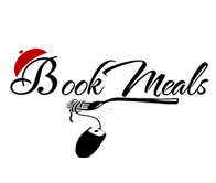 book meals Website logo