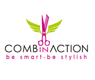 comb in action Website logo