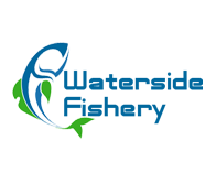 fishing lakes Web site Logo